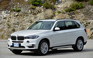 Картинки БМВ Белая 2013-18 X5 xDrive50i Worldwide