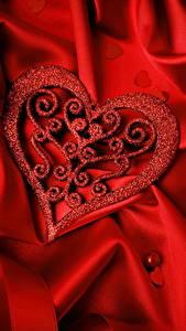 Фотографии День всех влюблённых Сердце Дизайн Красный