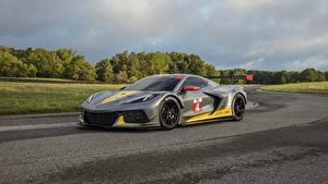 Картинка Шевроле Дороги Corvette, C8.R, Race car машины
