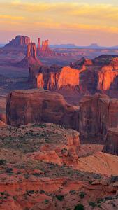 Фотографии Гранд-Каньон парк США Парк Гора Скале