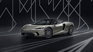 Картинка McLaren Серый 2020 GT by MSO машины