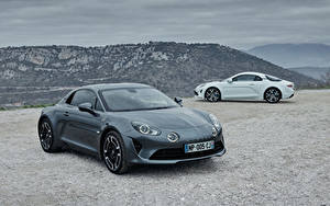 Фотография Рено Двое Alpine A110 Legende, Alpine A110 Pure Автомобили