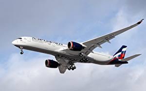 Фото Airbus Самолеты Пассажирские Самолеты A350-900, Aeroflot