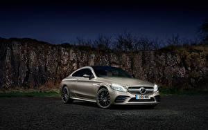 Фотографии Мерседес бенц 2018-19 AMG C 43 4MATIC Coupe