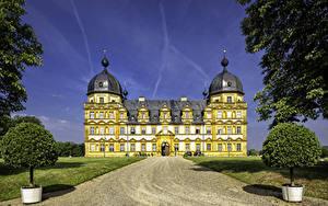 Фото Германия Замки Дороги Seehof Palace