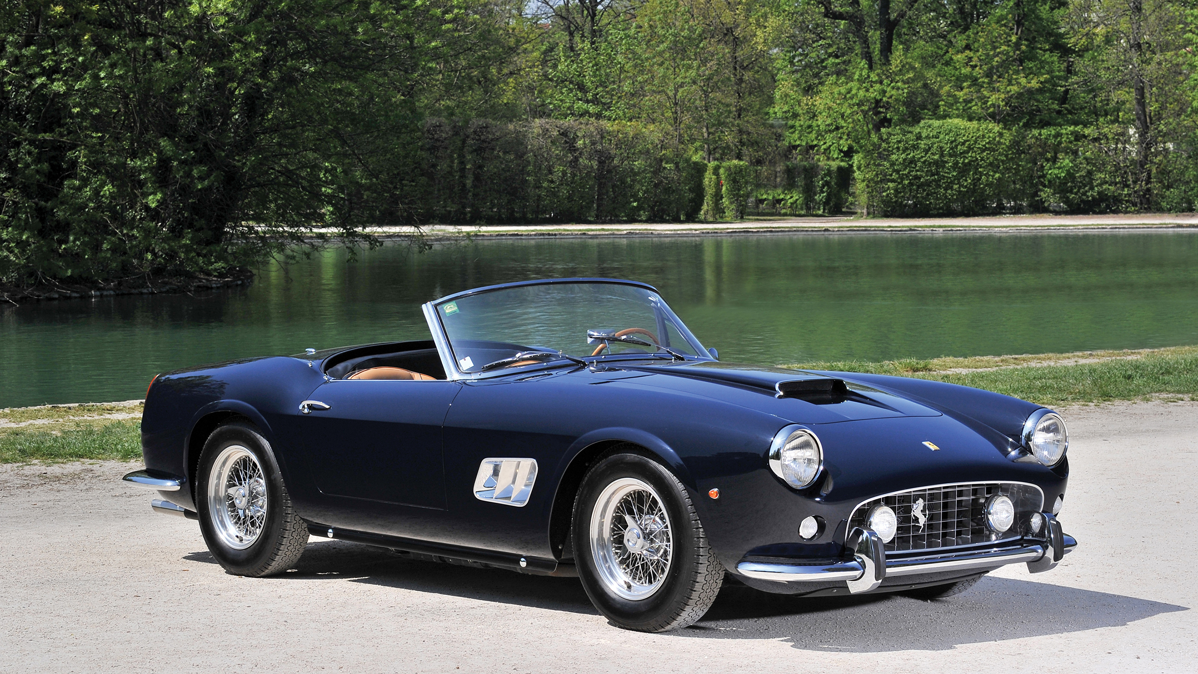 1961 ferrari 250gt california