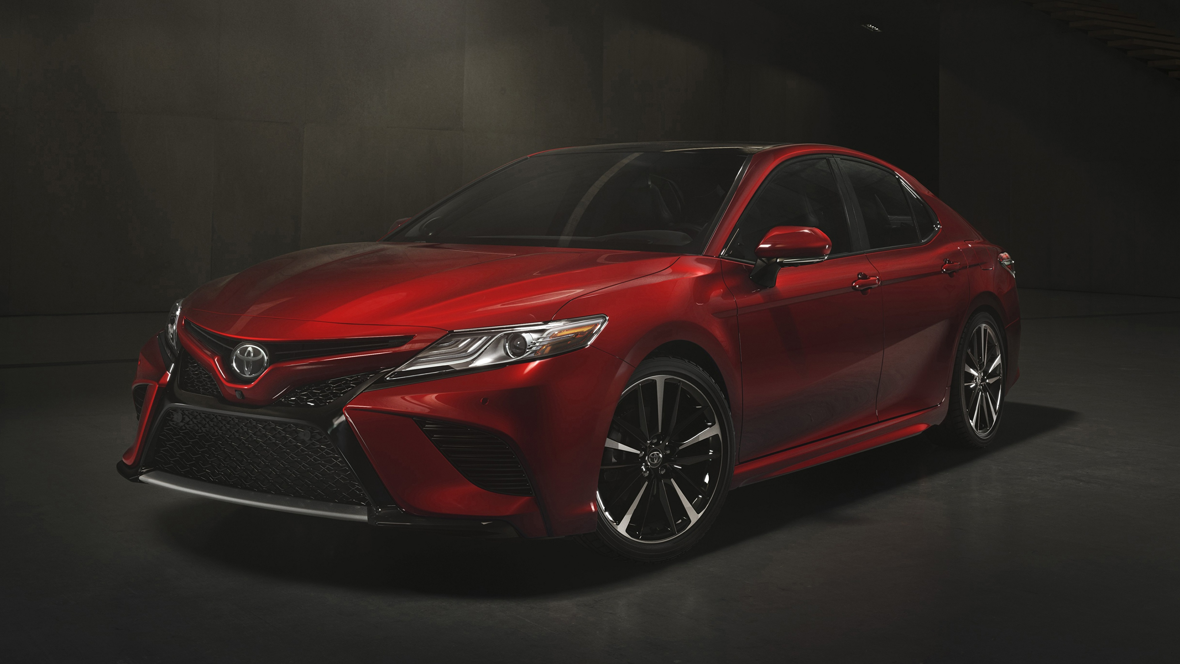 Camry Features Overview | Camry | Toyota Australia