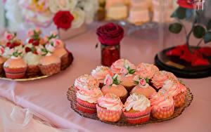 Обои Сладкая еда Пирожное Капкейк кекс Дизайна