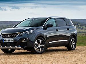 Фото Peugeot Металлик 2017-19 5008 автомобиль