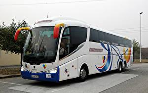 Фото Сканиа Автобус Белый IRIZAR PB SCANIA
