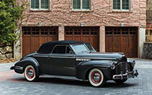 Фотография Бьюик Старинные Металлик 1941 Buick Special Convertible машины