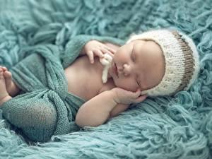 Фотография Младенца Сон