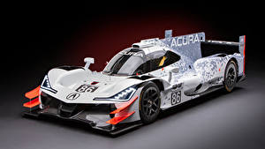 Фотографии Акура Формула 1 Тюнинг 2018 ARX-05 DPi авто Спорт