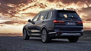 Фотография BMW Сзади Кроссовер 2019 X7 G07