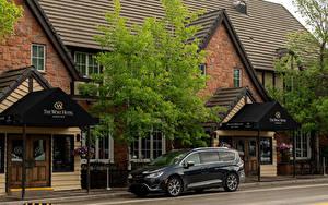 Обои Chrysler Металлик 2017–19 Pacifica Limited Автомобили