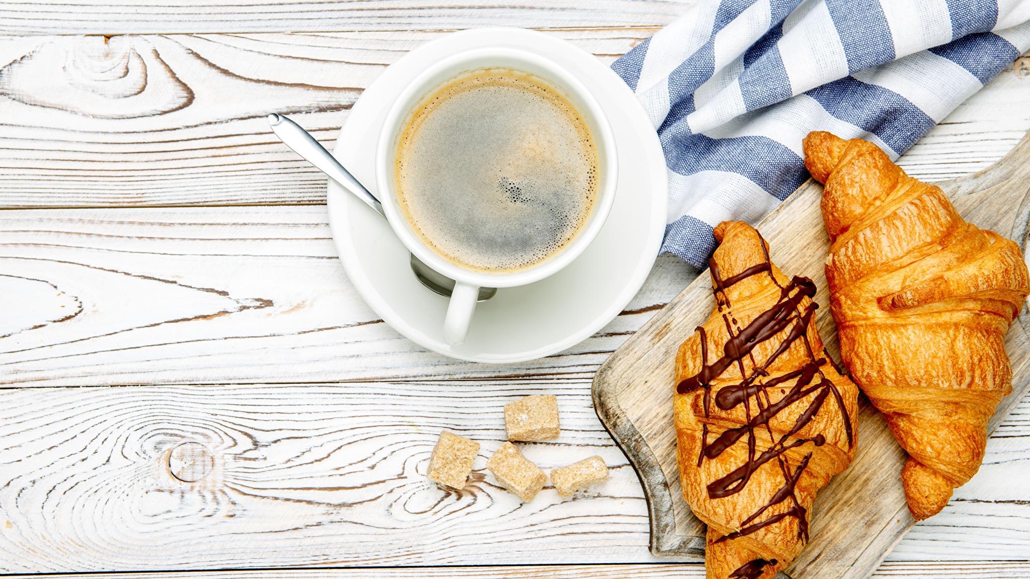еда круасаны кофе зерна бесплатно