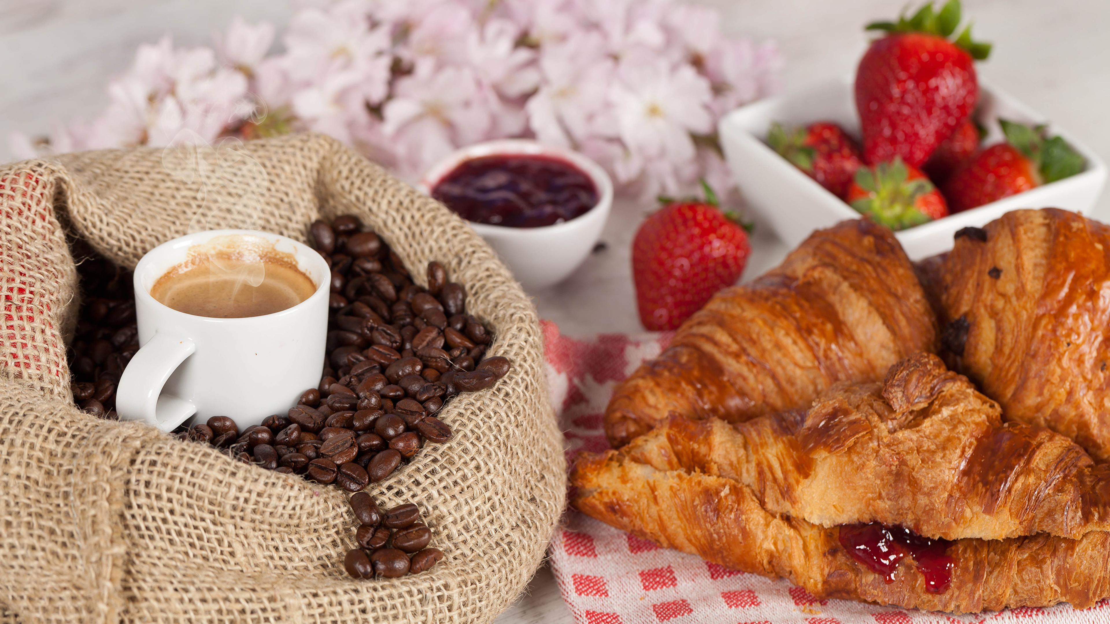 еда кофе хлеб любовь бесплатно