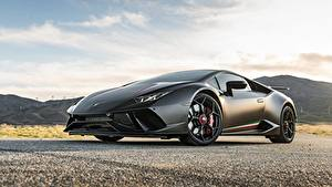 Картинки Lamborghini Стайлинг Карбон VF Engineering, Performante, Huracan, 2020
