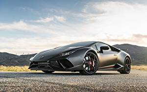 Картинки Lamborghini Стайлинг Карбон VF Engineering, Performante, Huracan, 2020