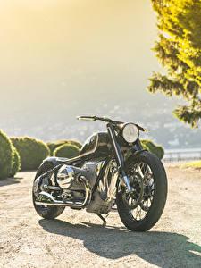 Картинка БМВ 2019 Motorrad Concept R18 Мотоциклы