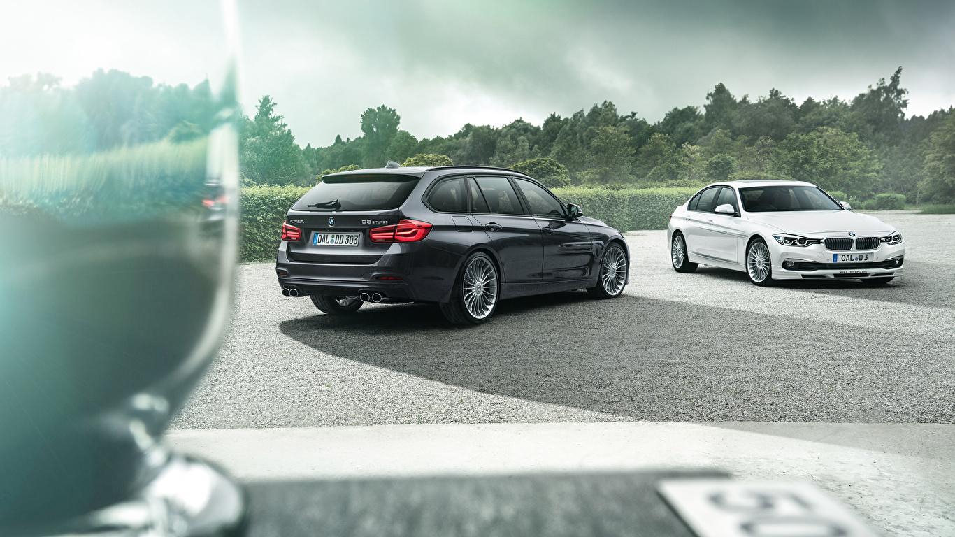Фотография BMW F31, Alpina, 2013, 3 Series кабриолета авто 1366x768 БМВ Кабриолет машина машины Автомобили автомобиль