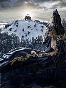 Фотография Воители Горы Легенда о Коловрате 2017 Кино