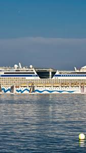 Фотография Корабли Круизный лайнер AIDAluna