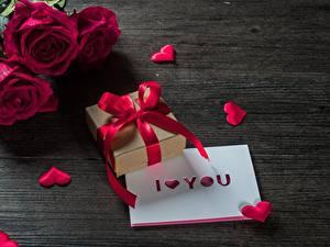 Картинка Роза День всех влюблённых Подарков цветок