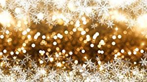 Картинки Рождество Текстура Снежинка
