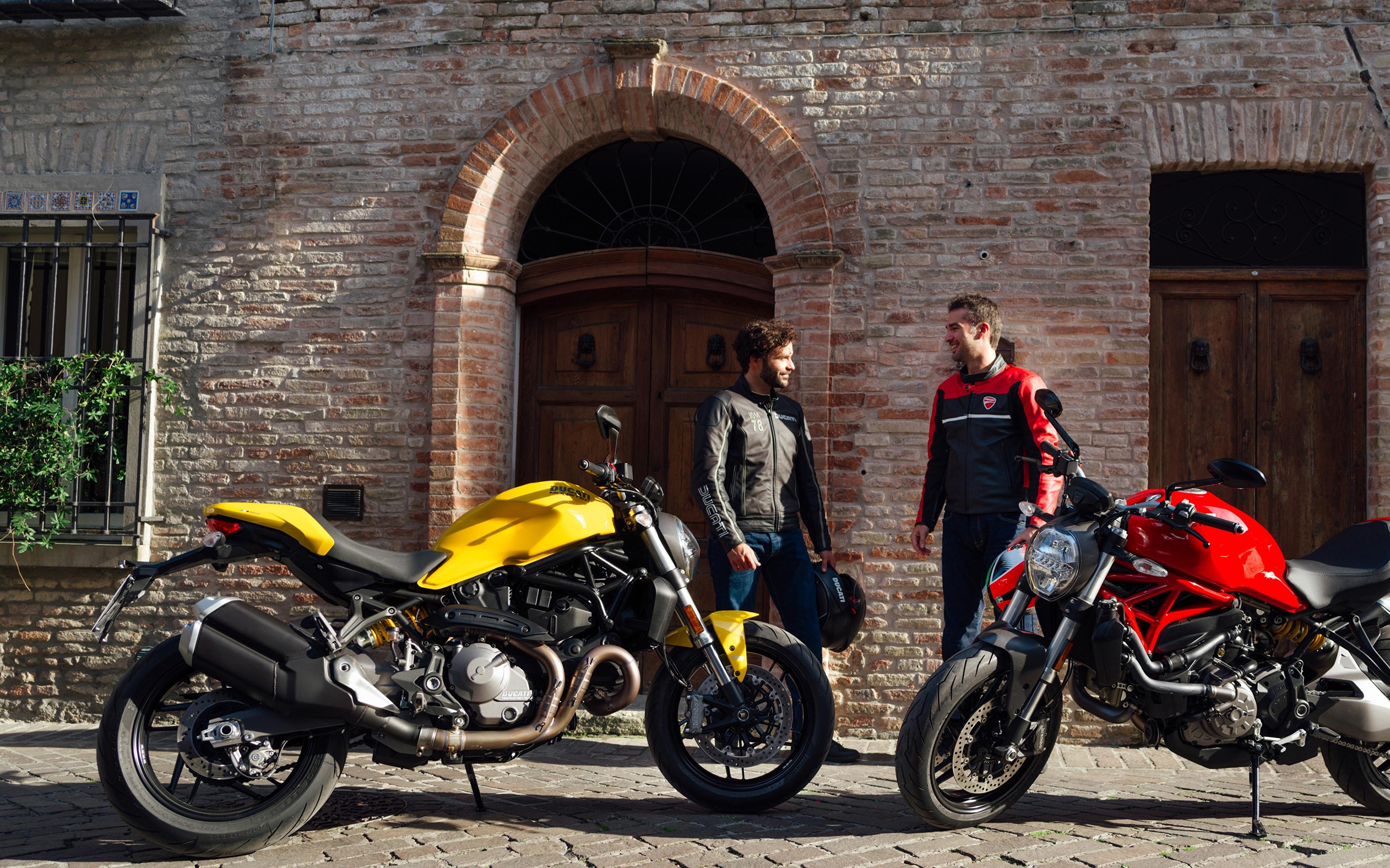 Обои мотоциклисты, Ducati. Мотоциклы foto 11