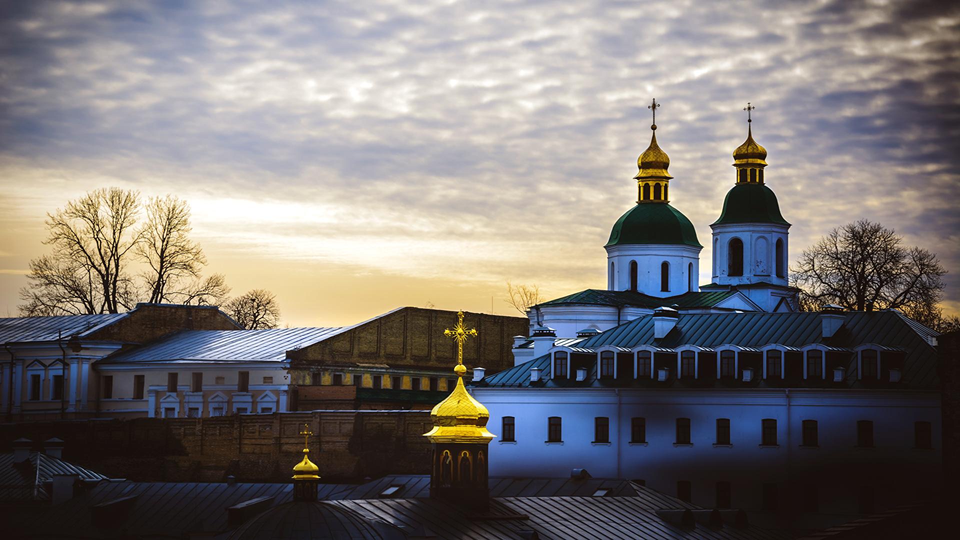 Обои церковь, купол. Города foto 8