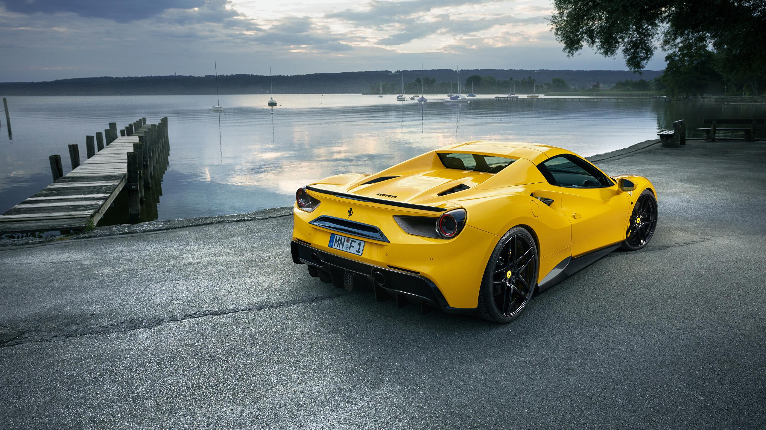 автомобиль желтый car yellow скачать