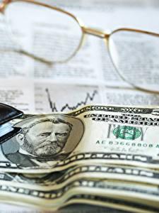 Обои Деньги Купюры Доллары Очки 50