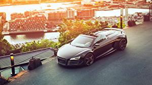 Фото Audi Родстер R8 GT Spyder