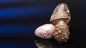 Картинки Пасха Шоколад Яиц Еда