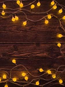 Картинки Рождество Гирлянда Доски Шаблон поздравительной открытки