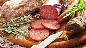 Фото Мясные продукты Колбаса
