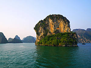 Фотография Вьетнам Залива Скалы Ha Long Bay