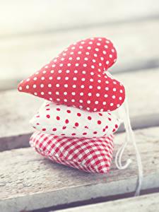 Фотография День святого Валентина Доски Сердца Трое 3