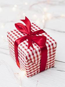 Картинки Вблизи Подарки Бантик Коробка