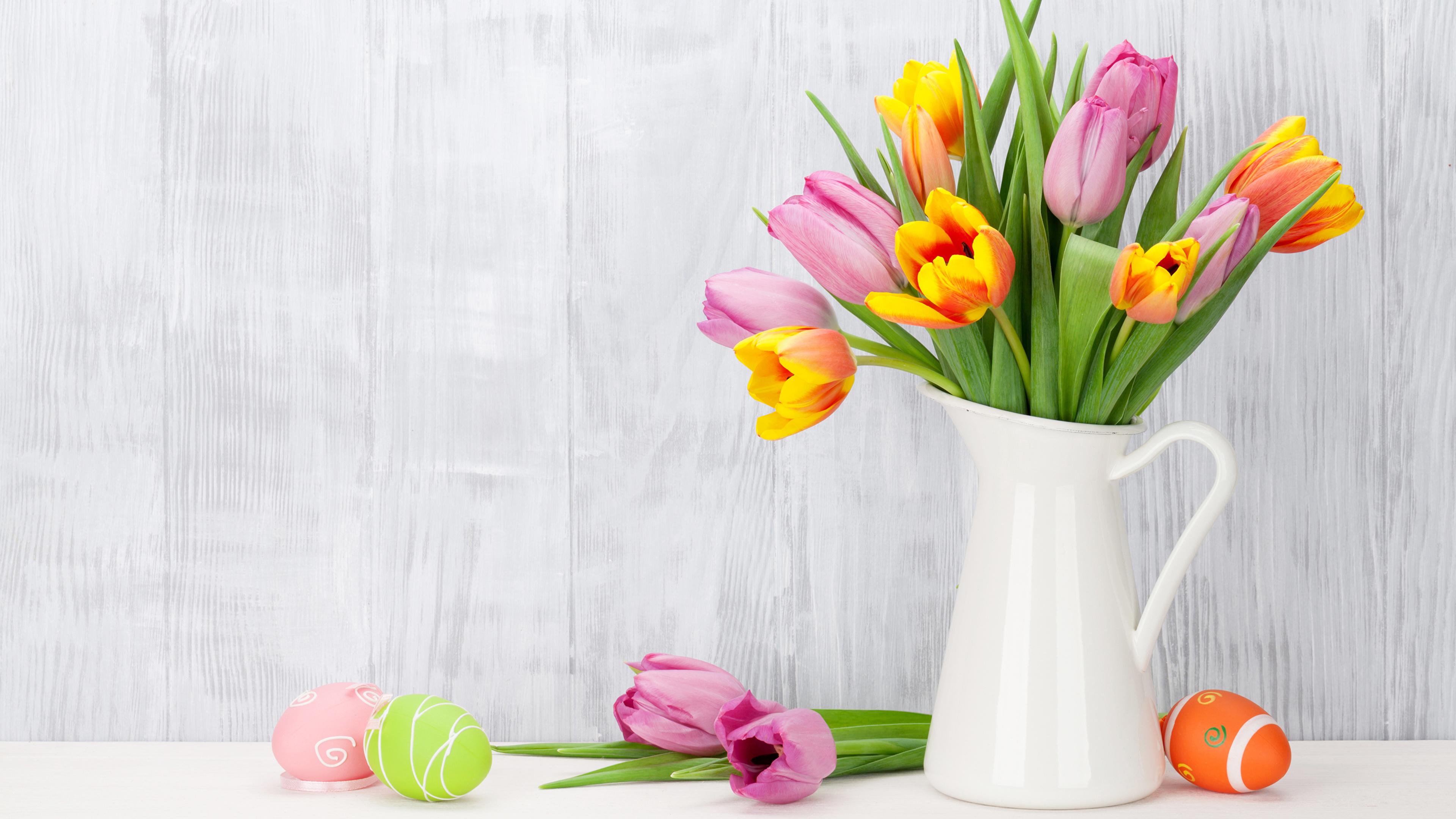 Яйца тюльпаны букет без регистрации