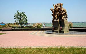 Обои Россия Крым Памятники Kerch
