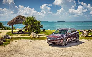 Картинка Lincoln Бордовый Металлик 2019 MKC Black Label Авто