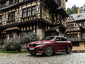 Фотография BMW Бордовая Металлик 2018 X4 xDrive25d M Sport Worldwide машины