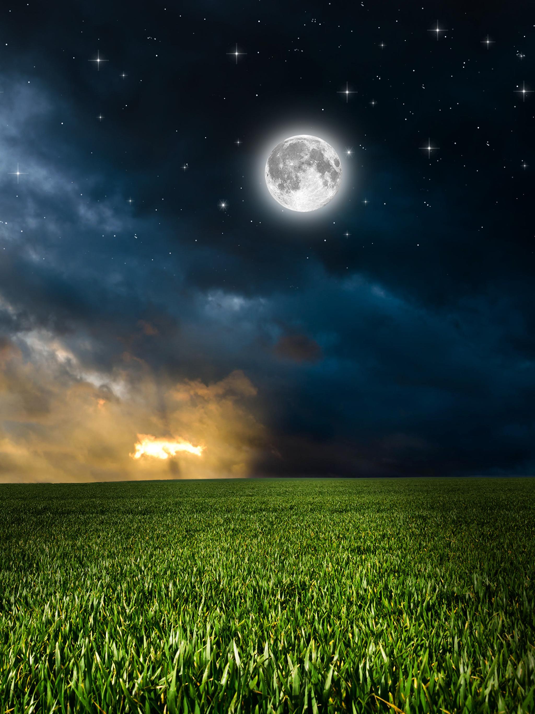 Луна фото звезды 1