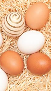 Фотография Праздники Пасха Соломе Яйца