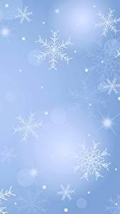 Картинка Текстура Новый год Снежинки