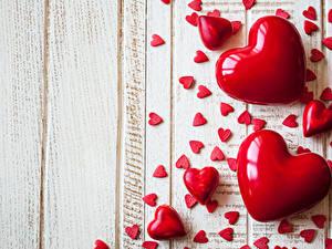 Фотографии День всех влюблённых Много Доски Сердечко