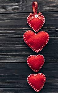 Фото День всех влюблённых Сердце Доски