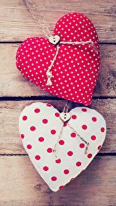 Фотография День святого Валентина Сердце Доски